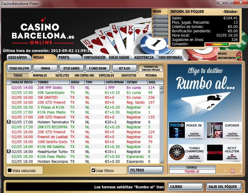Guía Licencia DGOJ torneos de poker casino peralada-223190