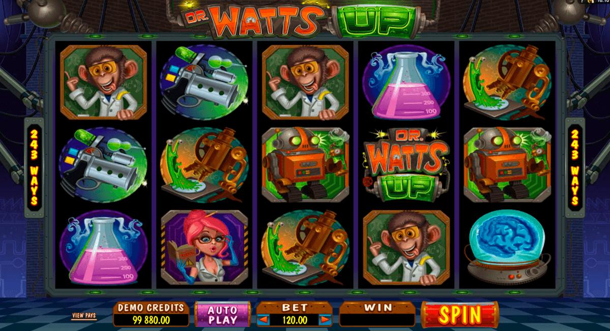 Www gratorama tragamonedas gratis Dr Watts Up-453522