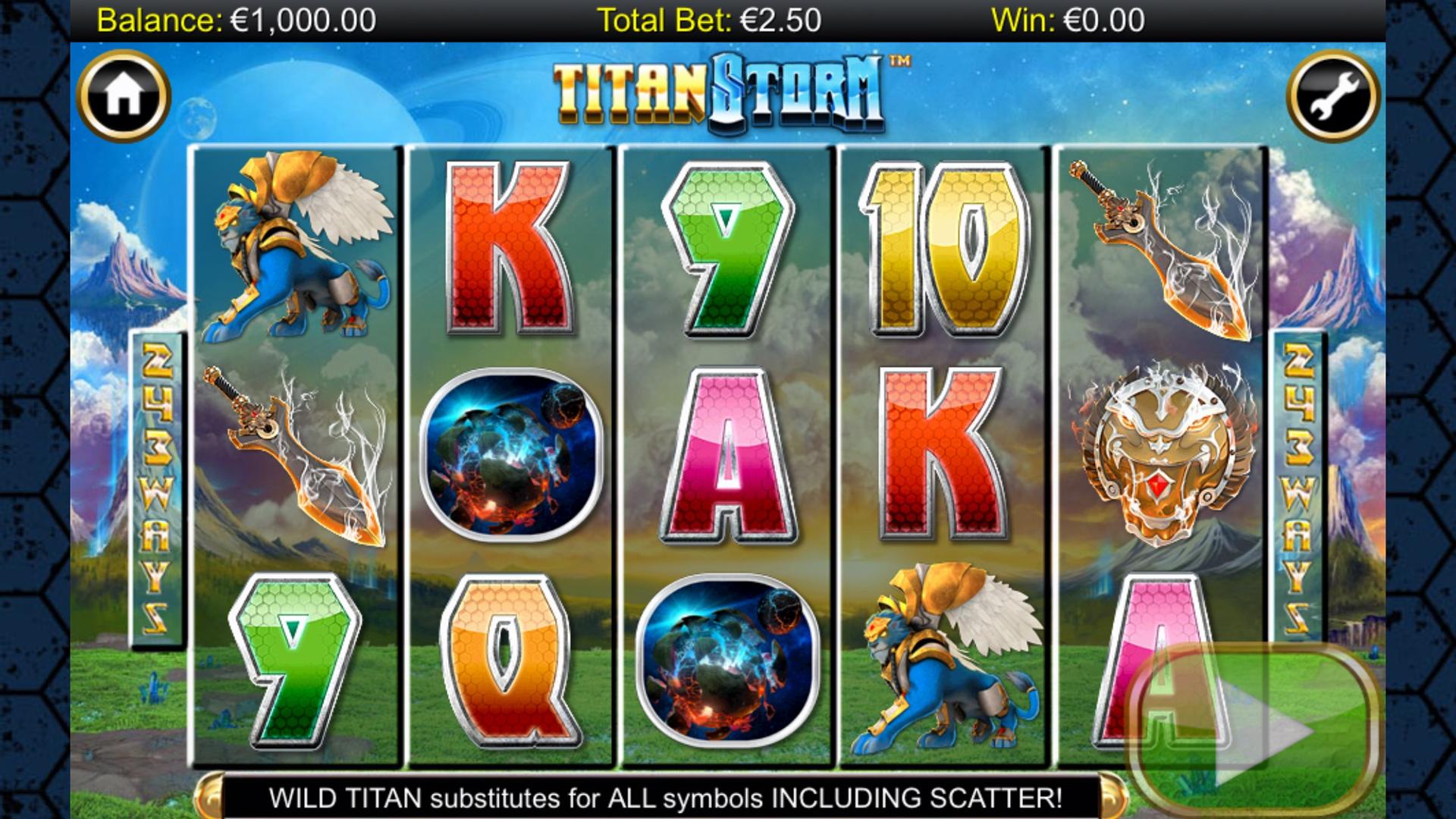 Tragamonedas gratis Titan Storm juegos slot-221485
