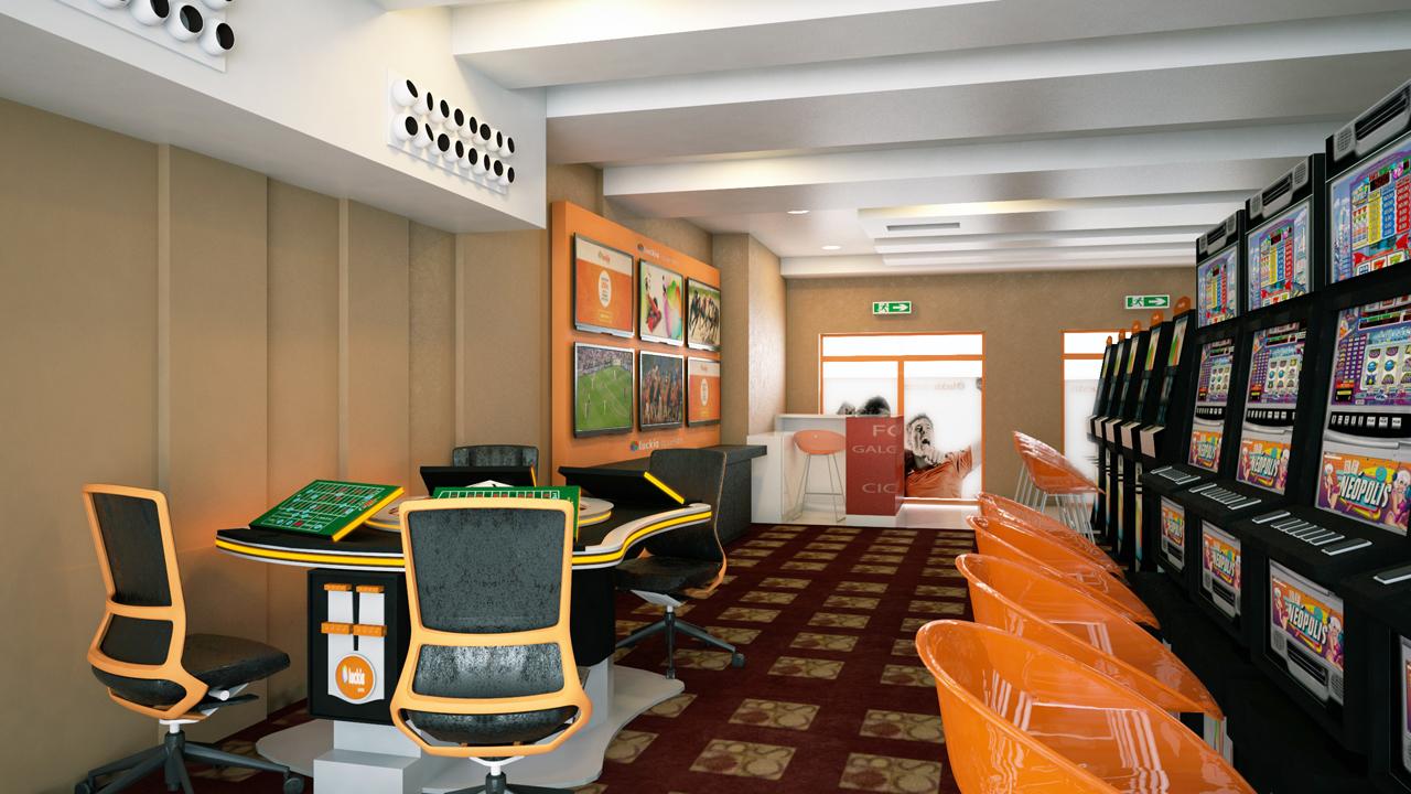 Juegos Downtown bingo casa de apuesta marca-822652