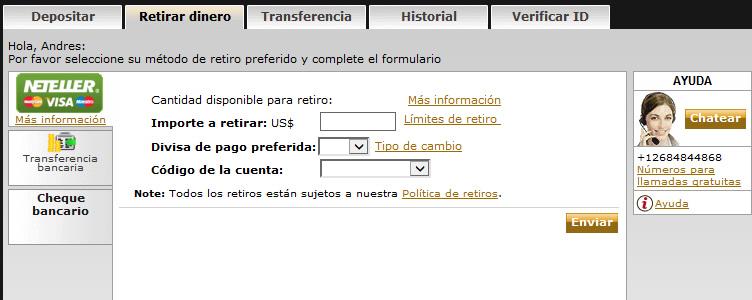 Información casino chilenos gratorama como retirar dinero-659709