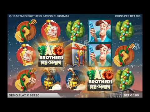 Opiniones tragaperra Taco Brothers jugar dados gratis-903334