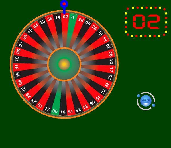 Simulador de ruleta privacidad casino Venezuela-425639