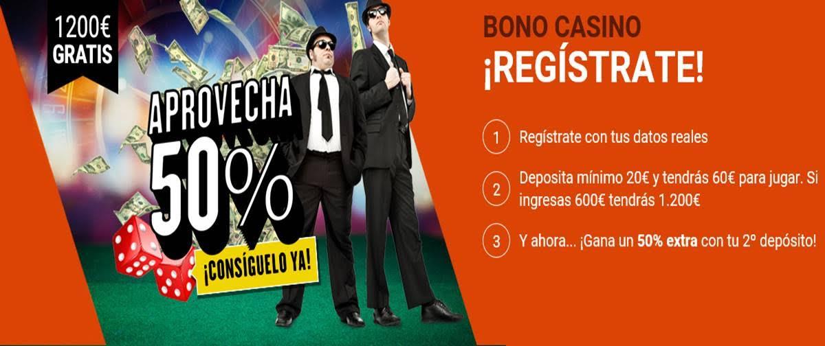 Luckia registrarse extra slots Botemanía-394118