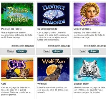 Bonos Canal bingo historia del poker-565409