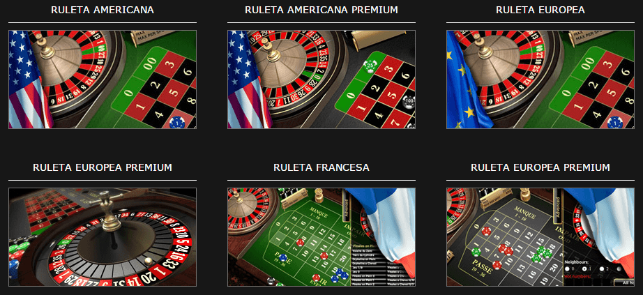 Ruleta europea bono sin deposito casino Temuco-350930