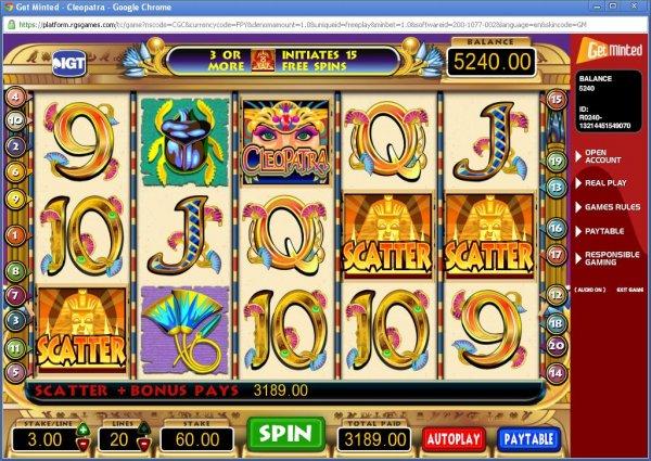 Juego casino gratis cleopatra gana en Kirolbet-446988