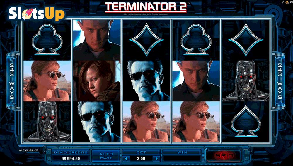 Terminator 2 tragaperra slot machines free online gratis-523568