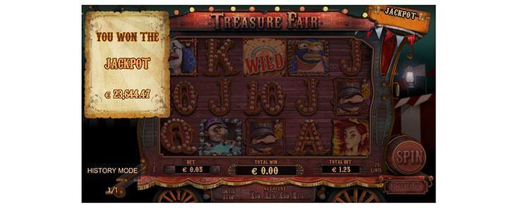 888 casino opiniones tragaperra Treasure Fair-324315