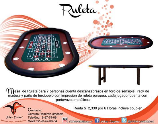 Pesos mexicanos aceptados ruleta electronica-976615