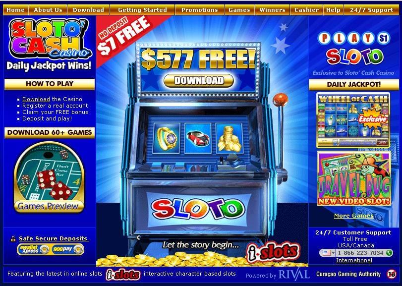 Sloto Cash $ gratis bono bingo online-522850
