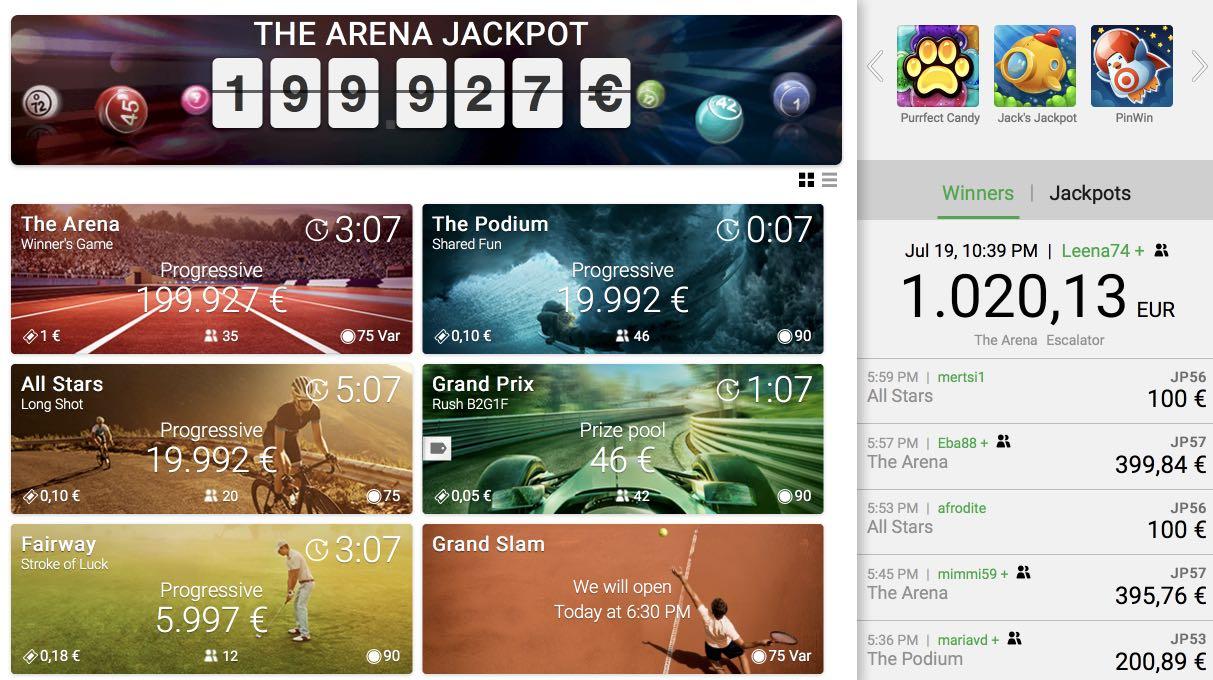 Salas bingo fiables jokerbet casino-369342