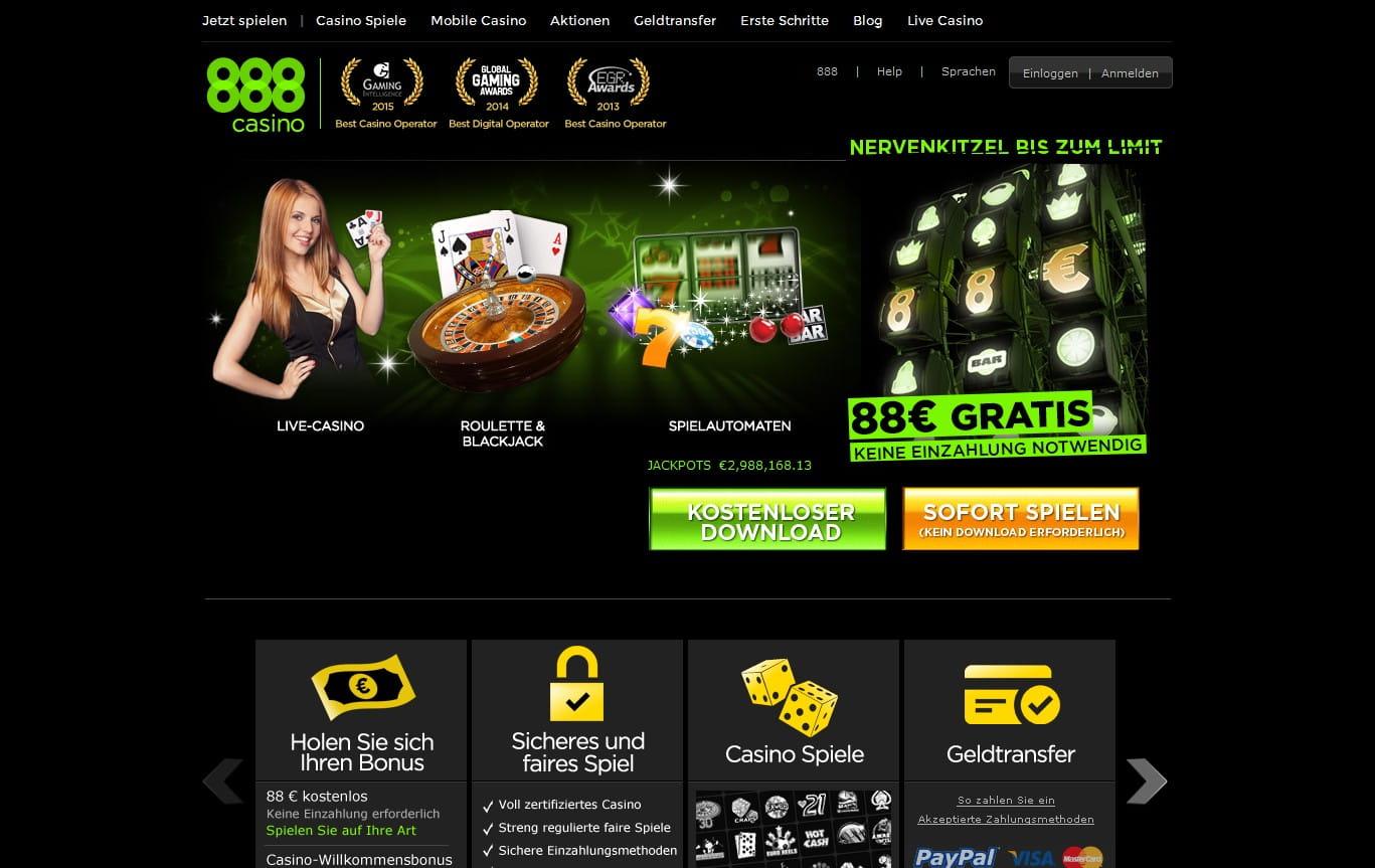 Divertido casino online 888 gratis-518213
