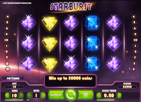 Juegos tragamonedas tragaperra Starbusrt-111034