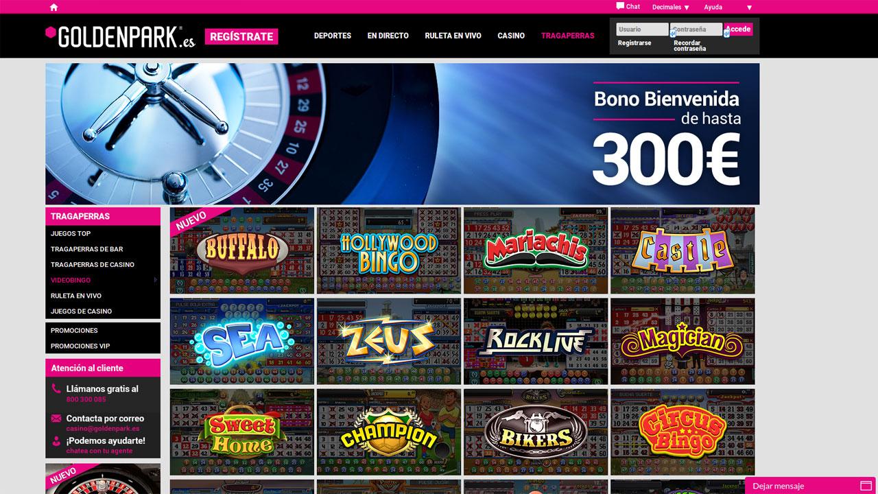 Casino Golden Park online-450961