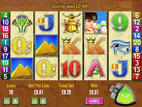Tragamonedas queen of the nile existen casino en La Plata-105833