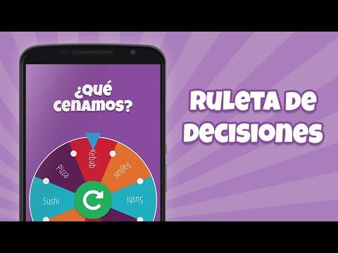 Ruleta de decisiones app para ganar-178490