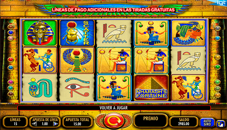 Tragamonedas gratis Fortunate 5 jugar casino en vivo-993174