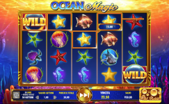 Tragamonedas gratis Ocean Magic jugar dinero real-188120