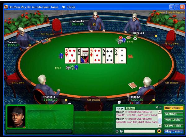 Pacific poker 888 mundiales de-543770