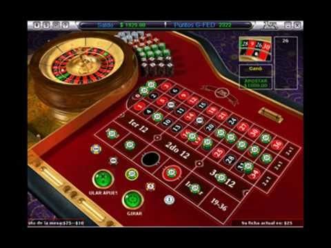Ruleta americana los mejores casino on line de Antofagasta-241115