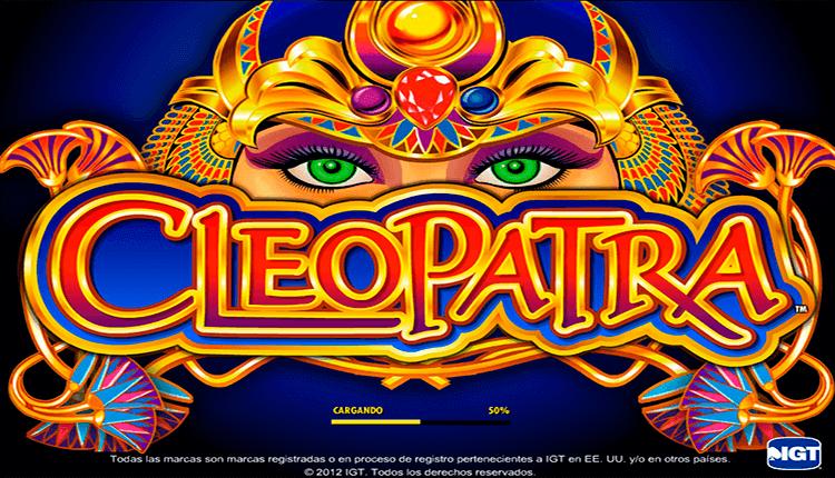 Tiradas gratis Genesis Gaming tragamonedas cleopatra-373047