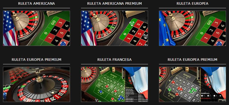 Casinos con ruletas en vivo no depósito casinosbonusCenter-629051