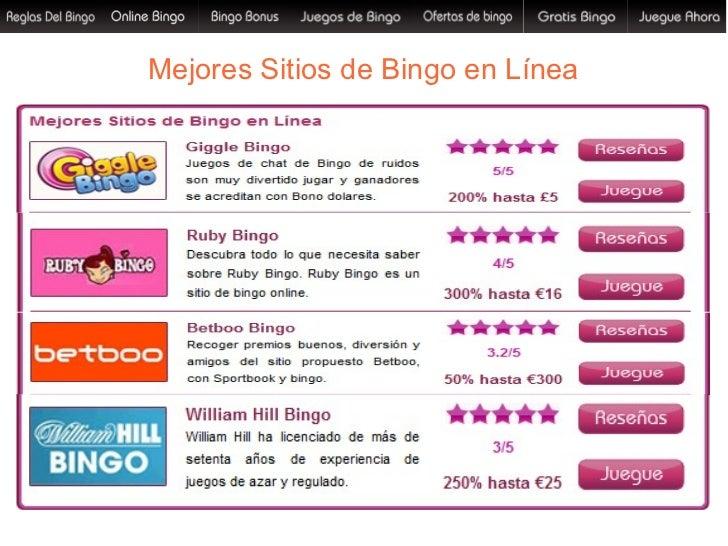100 tipos de bingo casinos en linea-984363