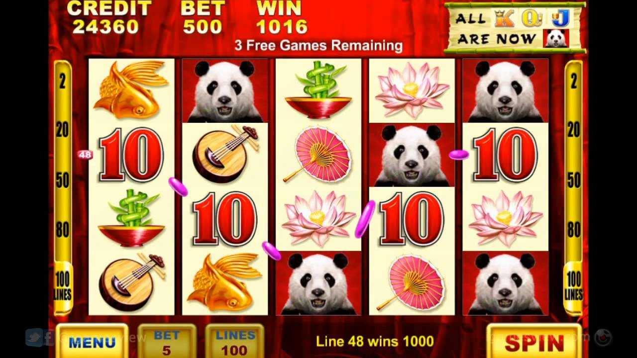 Casino panda slots privacidad Valparaíso-100201
