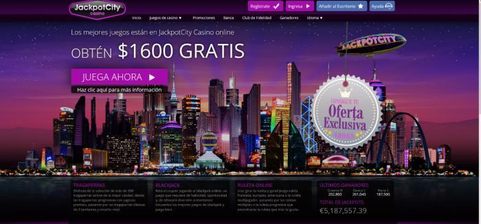 Jackpot city gratis en bonos Perú-913128