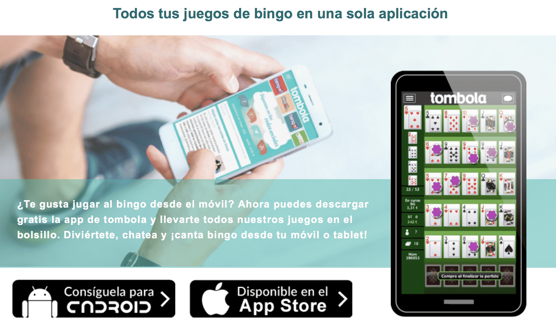 Bingo tombola online opiniones Sportsbook-320339