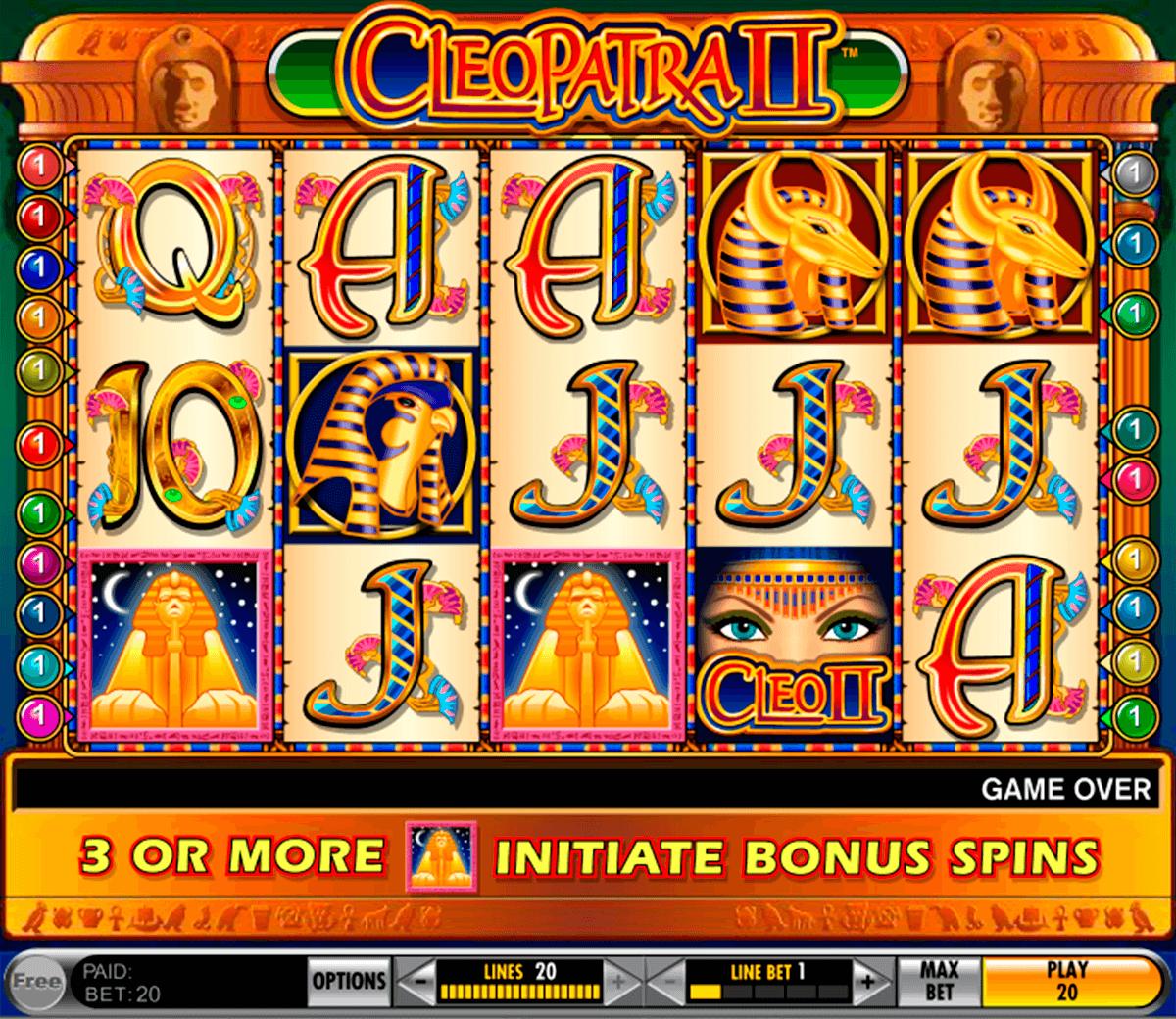 Tragamonedas cleopatra 2 juegos de casino gratis Alicante-361729