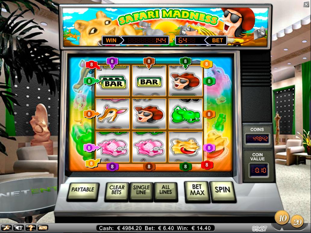 Ruleta española tragamonedas gratis Safari Heat-518987