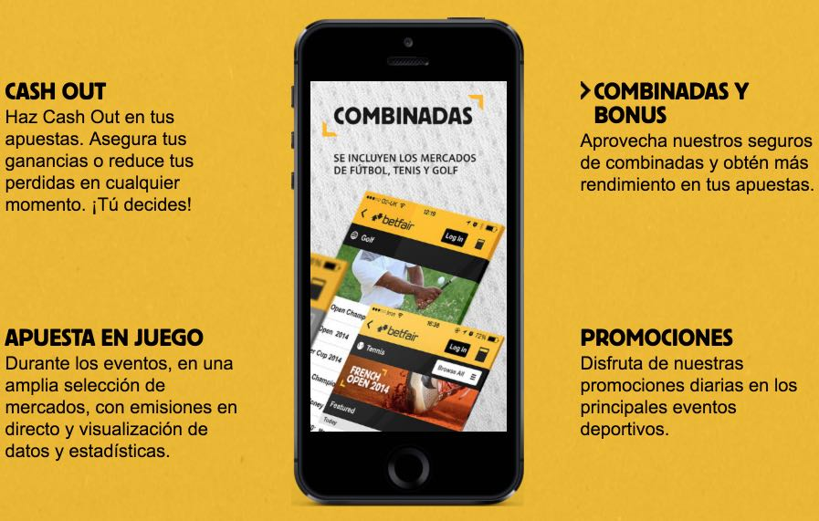 Móvil app 888casino es betfair sportsbook-806410