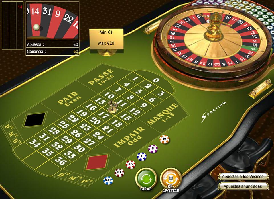 Casino online GTECH ruleta americana-639322