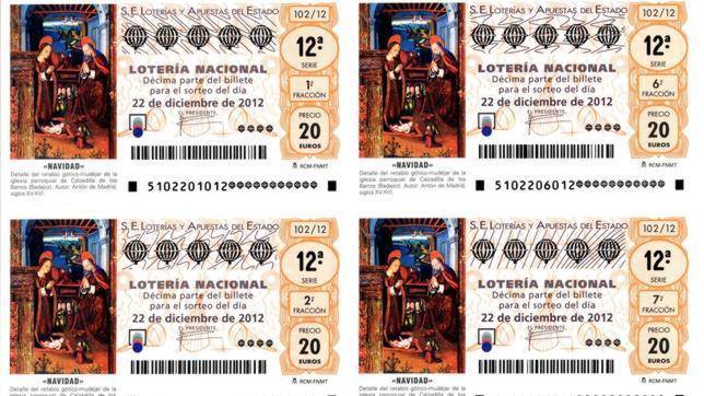 Juegos de OpenBet loteria de navidad premios-395287