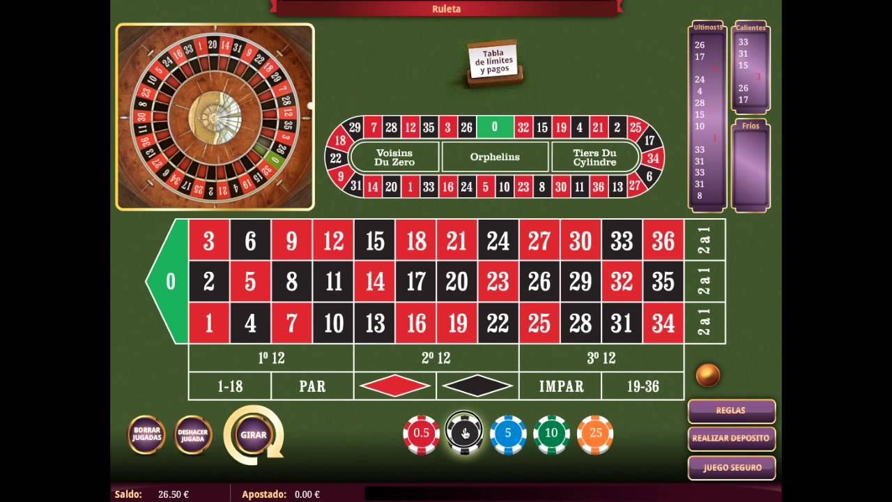 Ruleta gratis en bonos aciertos apuestas deportivas-553918