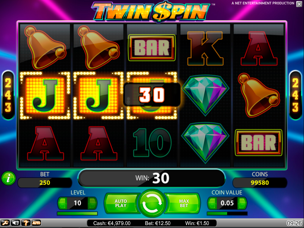 Casino linea tragamonedas gratis Thrill Spin-748898