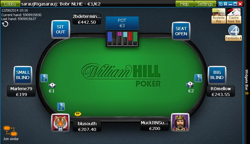 William Hill Poker betway opiniones-692512