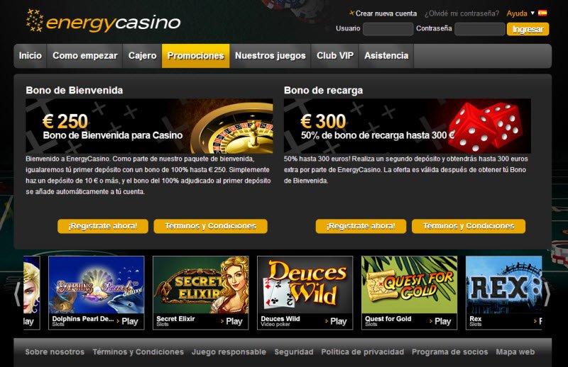 Descrubre Energy casino blackjack trucos-359665