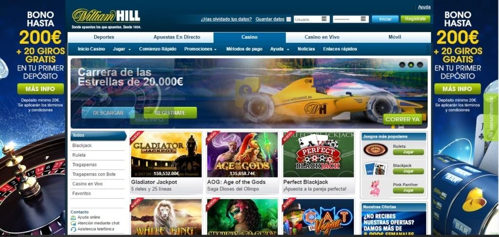 William hill live casino con los mejores bonos-503509