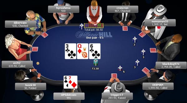William Hill Poker betway opiniones-736759
