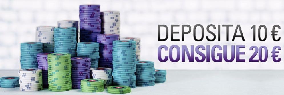 Pokerstars es dinero real bono de recarga en el casino-508251