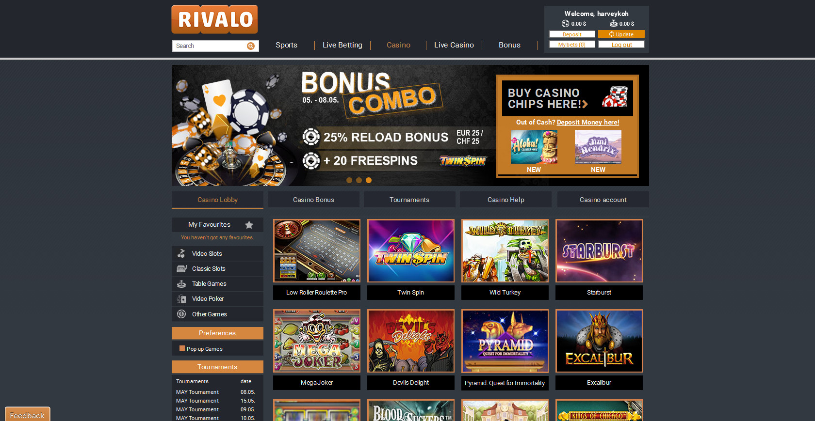 Online Rivalo tangiers casino-953333