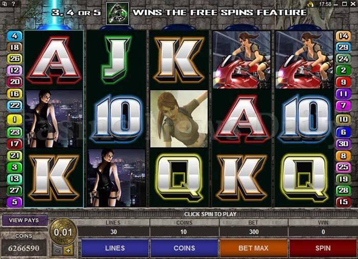 Tragamonedas gratis Tomb Raider cronograma mundial-553213