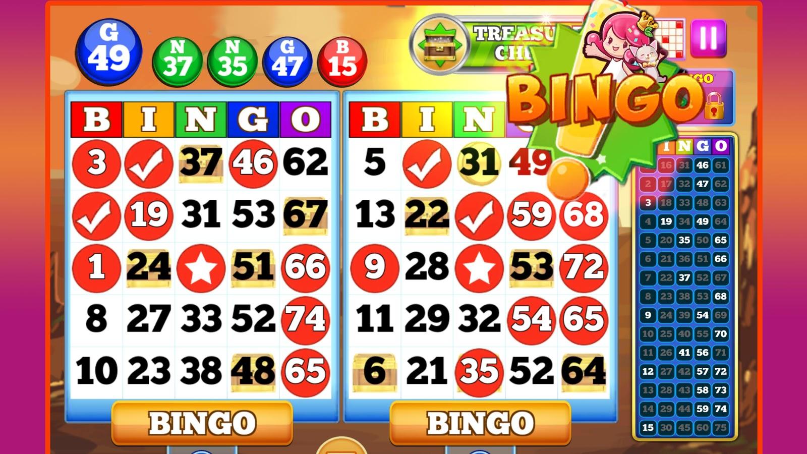 Tragamonedas gratis Lucky Witch bingo online-545652