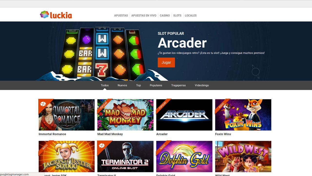 Luckia cancelas casino online Setúbal bono sin deposito-88427