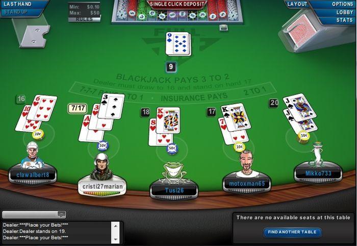 Tipos de poker de blackjack funcionamiento-574411