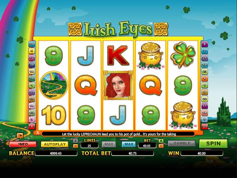 Tragamonedas duende irlandes gratis gana en el casino-137650