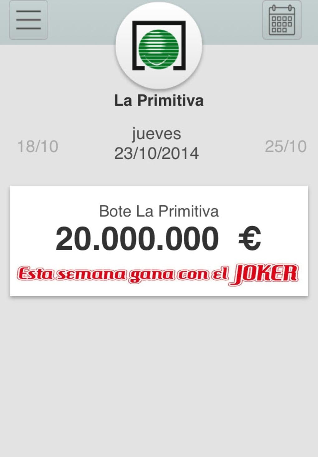 Vive la suerte descargar juego de loteria Madrid-98921